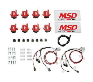 MSD Ignition Coil, Smart coil, Red,8-Pack COMING SOON!!! 7