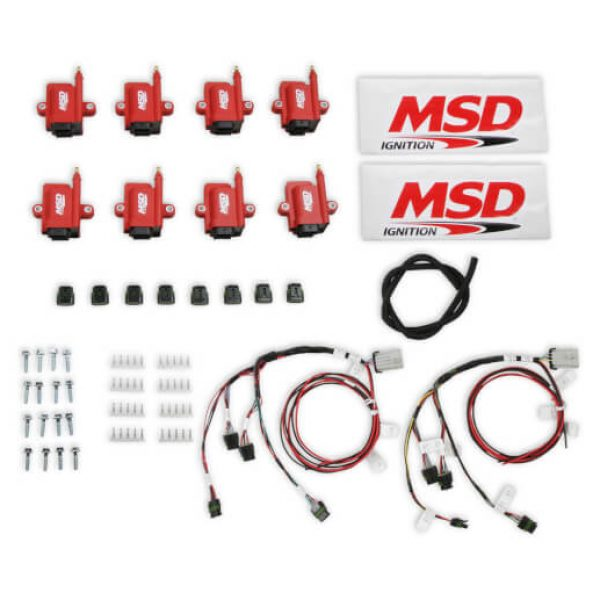 MSD Ignition Coil, Smart coil