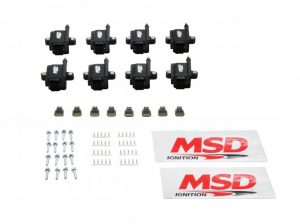 MSD Ignition Coil, Smart Coil, Black, 8-Pack COMING SOON!!! 3