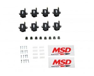 MSD Ignition Coil, Smart Coil, Black, 8-Pack COMING SOON!!! 2