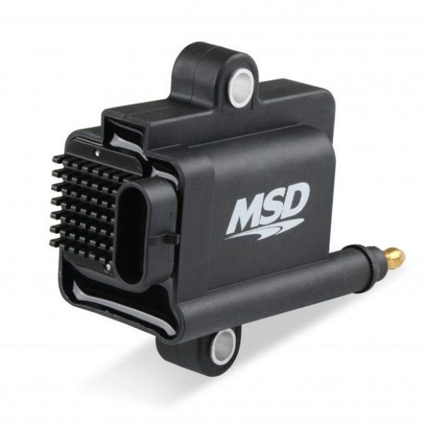 MSD Ignition Coil, Smart Coil, Black, Individual COMING SOON!!!