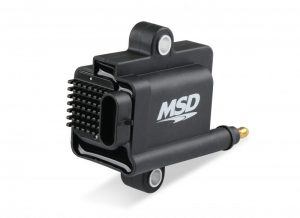 MSD Ignition Coil, Smart Coil, Black, 8-Pack COMING SOON!!! 7
