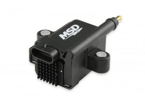 MSD Ignition Coil, Smart Coil, Black, 8-Pack COMING SOON!!! 8