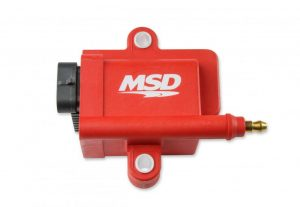 MSD Ignition Coil, Smart Coil, Red, Individual COMING SOON!!! 1
