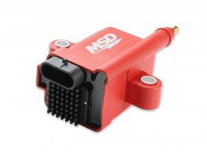 MSD Ignition Coil, Smart Coil, Red, Individual COMING SOON!!! 2