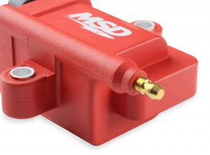 MSD Ignition Coil, Smart Coil, Red, Individual COMING SOON!!! 4