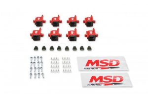 MSD Ignition Coil, Smart coil, Red,8-Pack COMING SOON!!! 4