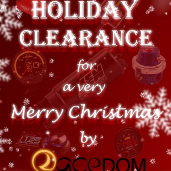 Holiday Clearance by Racedom