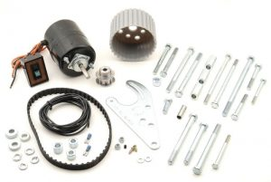 Mr. Gasket Electric Water Pump Drive Kit 1
