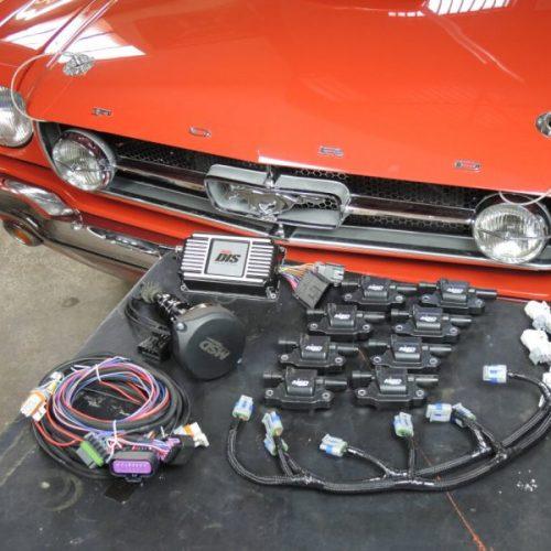 Adding Modern COIL-Per-Cylinder Ignition to a Vintage Engine