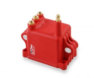 MSD Ignition coil, High Output For Pro CDI 600, RED 1