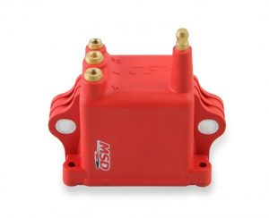 MSD Ignition coil, High Output For Pro CDI 600, RED 3