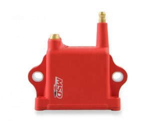 MSD Ignition coil, High Output For Pro CDI 600, RED 4