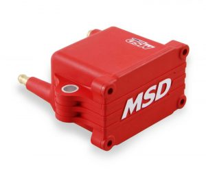 MSD Ignition coil, High Output For Pro CDI 600, RED 7