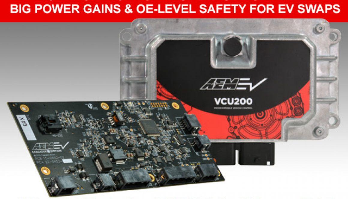 AEM EV to Deliver Full Control of Tesla LDU Base Drive for EV Swaps)
