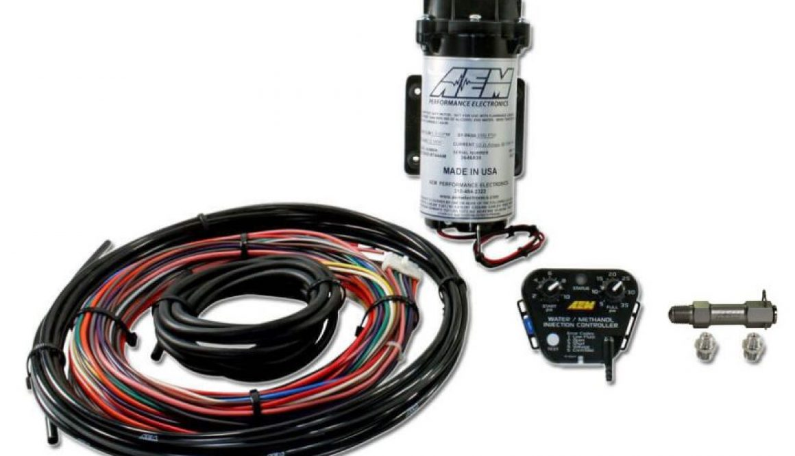 AEM V3 Water/Methanol Nozzle and Controller Kit, Standard Controller Internal MAP