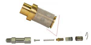 AEM V3 Water/Methanol Nozzle and Controller Kit (No tank) 8