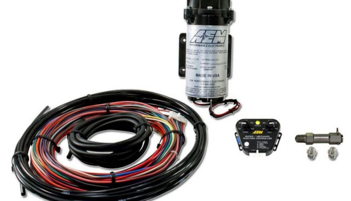 AEM V3 Water/Methanol Nozzle and Controller Kit (No tank)