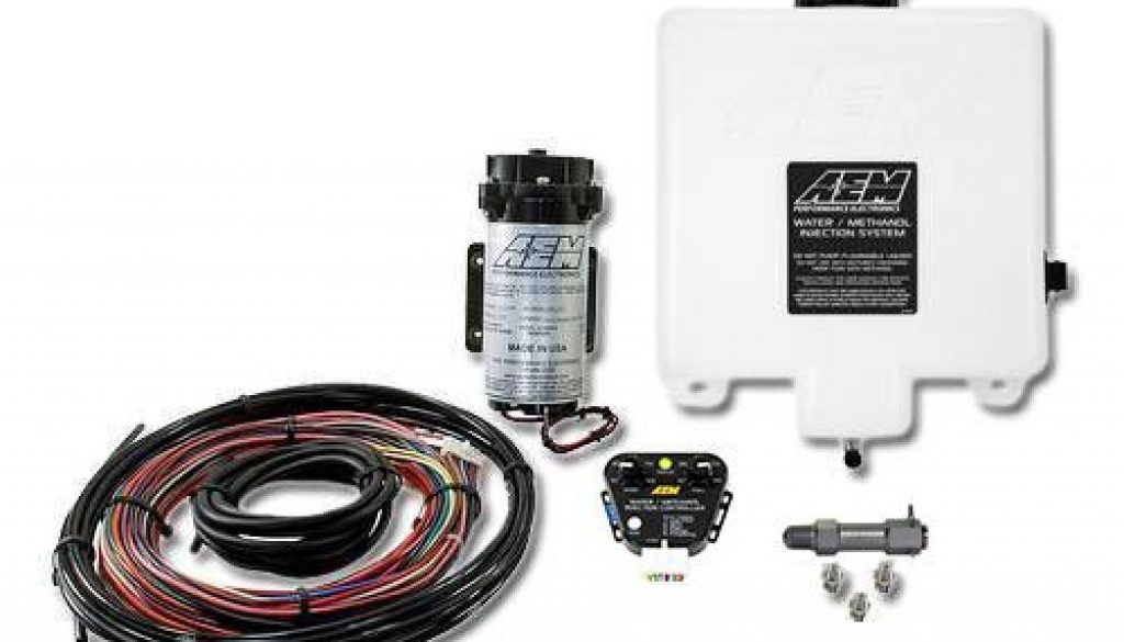 AEM V3 Water/Methanol Injection Kit, Multi Input Controller 0-5v