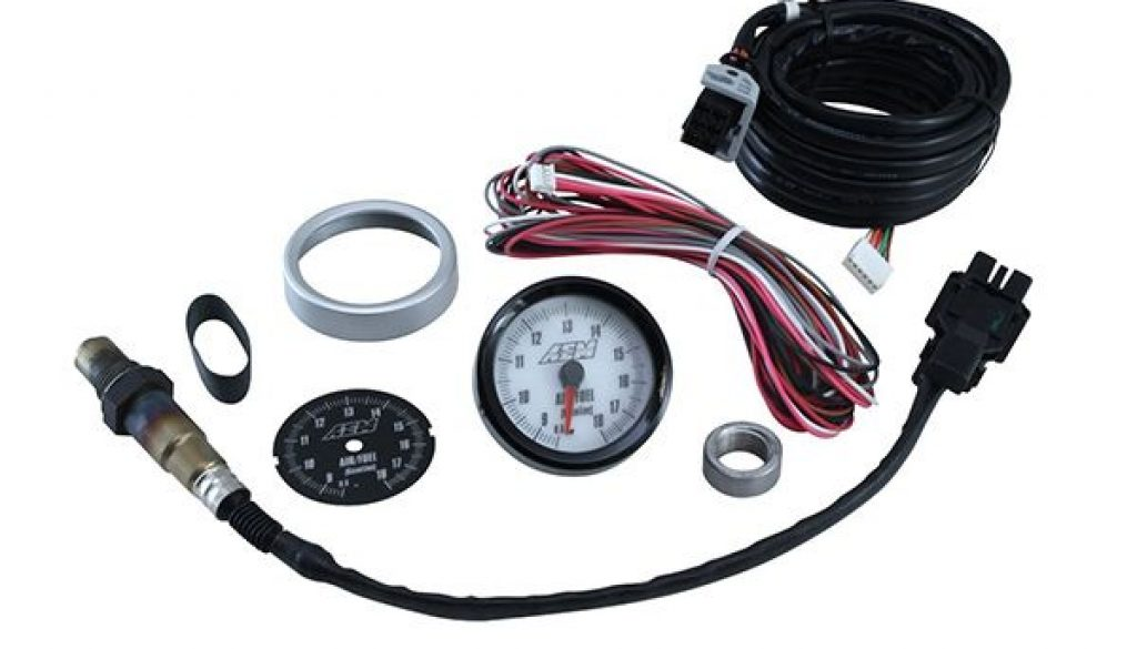 AEM Analog Wideband Air-Fuel Gauge- Item view