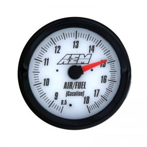 AEM Analog Wideband Air/Fuel Gauge 3
