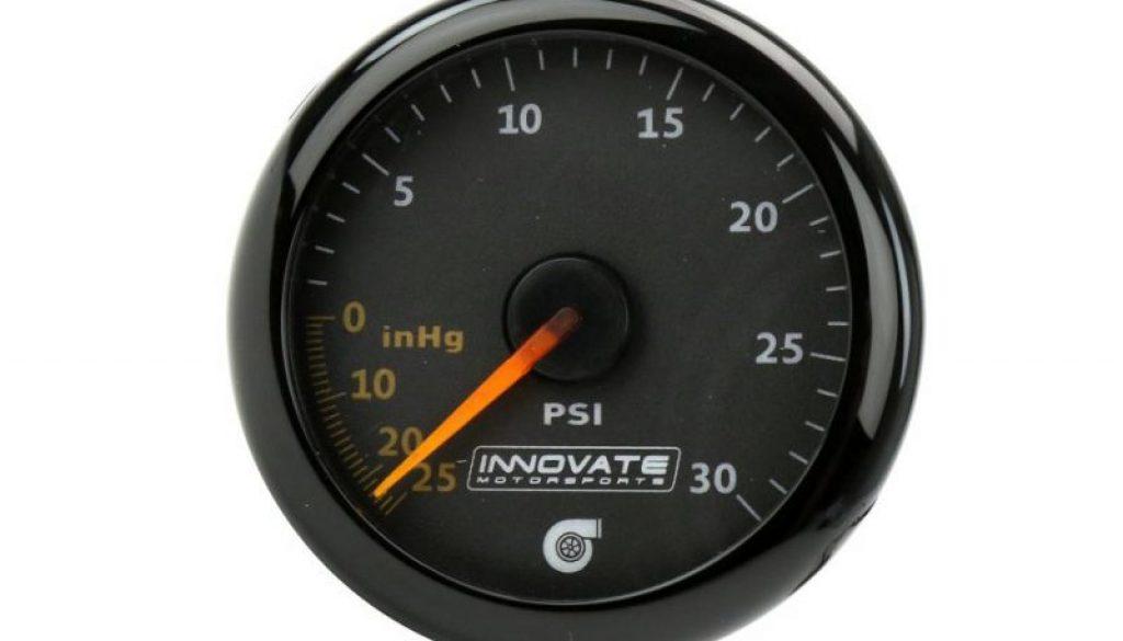 Innovate MTX-A, 30 PSI Vacuum-Boost Gauge Kit