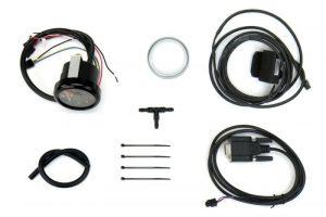Innovate MTX-A: 30 PSI Vacuum/Boost Gauge Kit 5