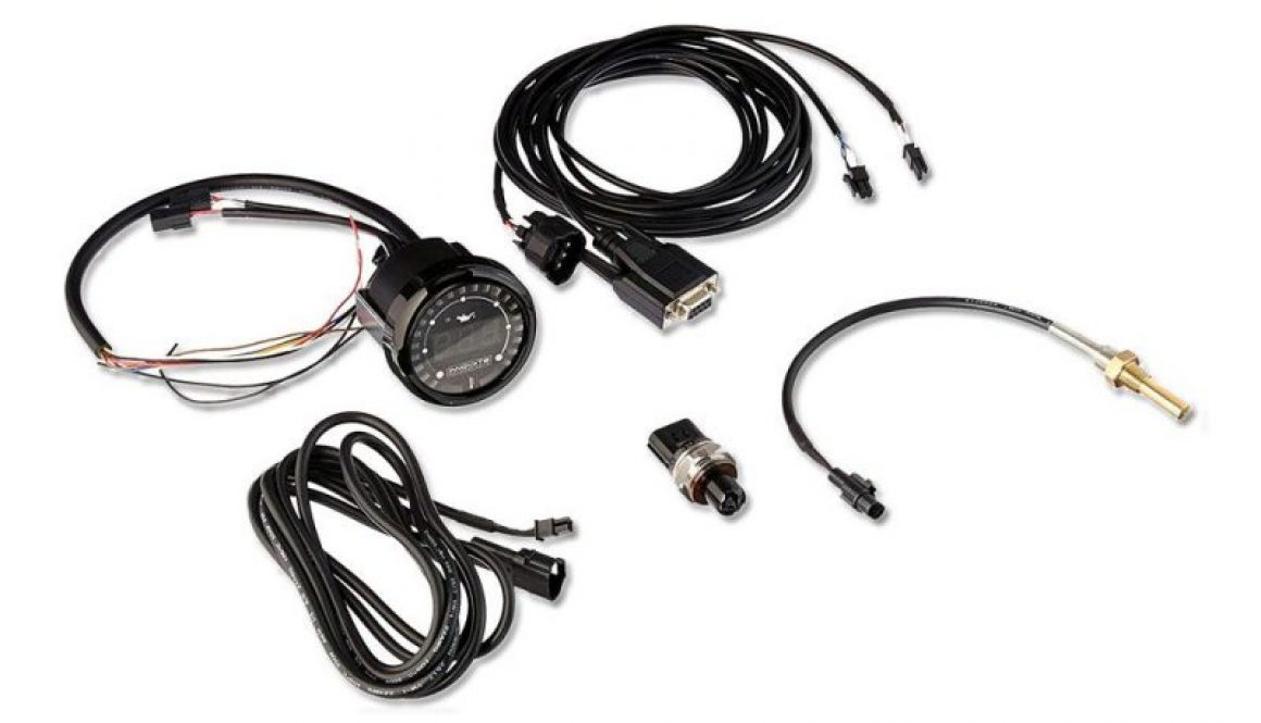 Innovate MTX-D - Digital, Oil Temperature and Pressure Gauge Kit - Product items