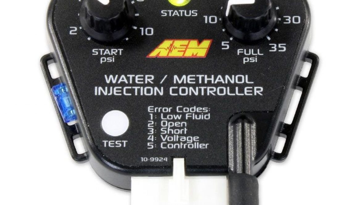 AEM V3 Water/Methanol Standard Controller Kit Internal MAP with 35psi max