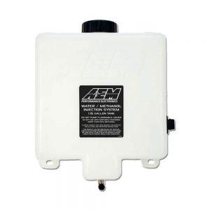 AEM V3 Water/Methanol Injection 1.15 Gallon Tank Kit with Conductive Fluid Level Sensor 1