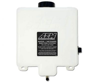 AEM V3 Water/Methanol Injection 1.15 Gallon Tank Kit with Conductive Fluid Level Sensor