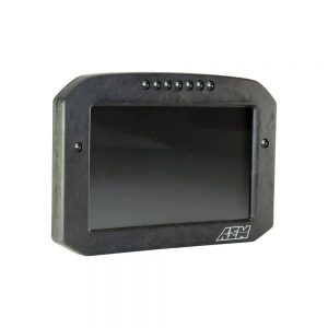 AEM CD-7F Carbon Flat Panel Non-Logging/ Non-GPS Display 2