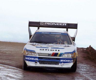 Ari Vatanen,climb,dance,peugeot
