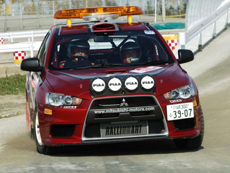 Mitsubishi,PIAA,racing