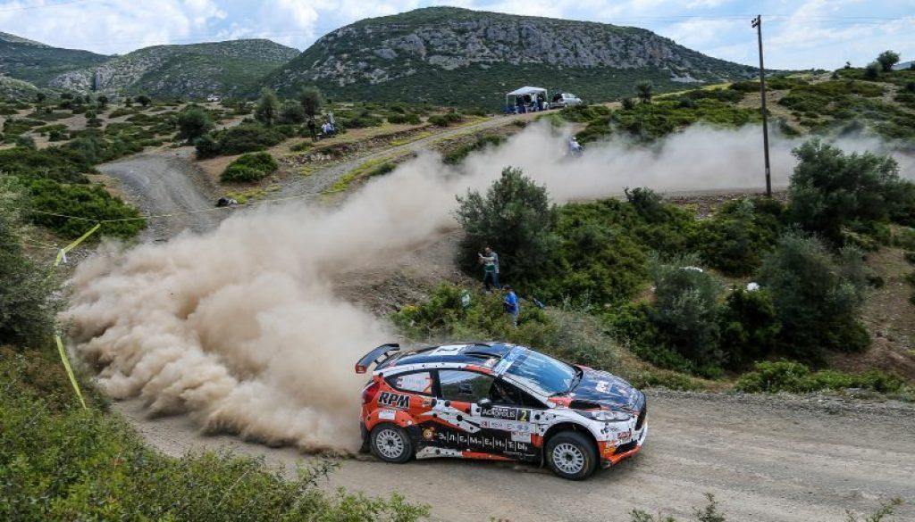 WRC FORD