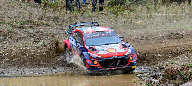 WRC,acropolis rally,2021