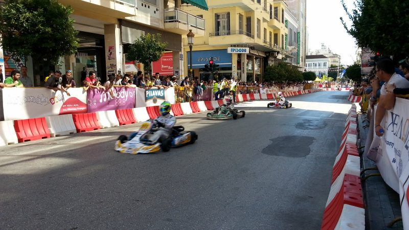 PICK PATRAS,patras pick,kart racing,go karts,urban route
