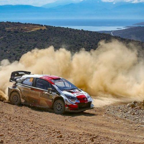 WRC,Acropolis Rally,rovanpera